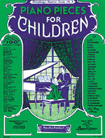 Piano Pieces For Children: Everybody's Favorite Series No.3   14025513