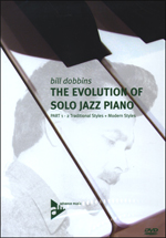 Bill Dobbins: The Evolution of Solo Jazz Piano Part 1 and 2 � DVD