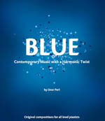 BLUE- contemporary music with a harmonic twist (By Dror Perl)