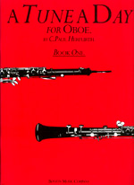 A Tune A Day For Oboe, Book One