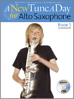 A New Tune A Day For Alto Saxophone Book 1