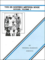 The Bebopper's Method Book - C Instrument By Wendell Harrison