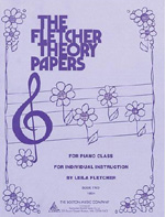 Fletcher Theory Papers Book 2  (HL14011497)