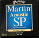 Martin SP 80/20 Bronze Extra Light