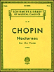 Chopin, NOCTURNES FOR PIANO VOL30 (HL 50252200)