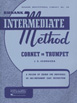 Rubank Intermediate Method (Cornet Trumpet) (04470180)