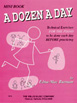 A Dozen A Day - Mini Book (HL 00404073)