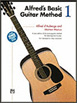 Alfred's Basic Guitar Method - Book 1 (Book Only)