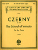Czerny, Op. 299 – The School Of Velocity For the Piano