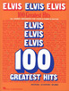 Elvis Elvis Elvis - 100 Greatest Hits by Elvis Presley, אלביס פרסלי