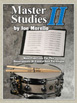 Master Studies II by Joe Morello (HL.6620101)