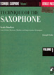 Technique Of The Saxophone, Vol. 1, Joseph Viola