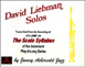 Aebersold, Volume  26 - Scale Syllabus Solos By David Liebman
