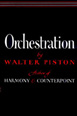 Orchestration, Walter Piston