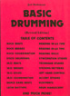 Basic Drumming (Revised Edition), Joel Rothman's