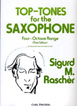 Top – Tones for the Saxophone, Rascher