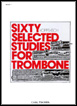 Kopprasch, Sixty Selected Studies for Trombone, Book 2
