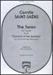 Saint–Saens Camille, The Swan from Carnival of the Animals