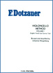 F. Dotzauer, Cello Method Volume 1