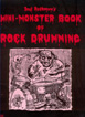 Joel Rothman's Mini Monster Book Of Rock Drumming