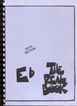 The Real Book – Eb Concert, Sixth Edition ריל בוק לאלט סקסופון