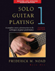 Frederick M. Noad, Solo Guitar Playing book 1 (book only)