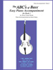 ABC's of Bass, Easy Piano Accompaniment, Book 1