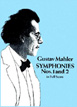 Mahler, Symphonies Nos. 1 and 2 in Full Score
