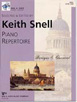 Piano Repertoire: Baroque and Classical - Level 1, Keith Snell
