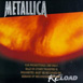 METALLICA  RELOAD – Guitar, Vocal with tablature