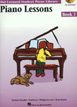 Piano Lessons Book 2 HL 00296006