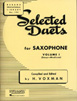 Selected Duets Saxophone - Volume 1