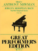 Bach J. S. , Well Tempered Clavier Book 1, Great Performer's Edition