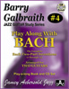 Play-A-long with Bach  by  Barry Galbraith