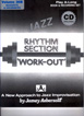 Jazz Rhythm Section Workout - Bass and Drums - Volume 30B