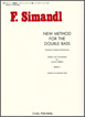 New Method For The Double Bass, Simandl, Book 2