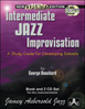 Aebersold, Intermediate Jazz Improvisation