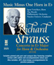 RICHARD STRAUSS Horn Concerto No. 2 in E-flat major, AV132