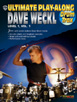Dave Weckl - Ultimate Play-along, Level 1, Vol. 1