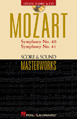 Mozart, Symphony No. 40 in G Minor/Symphony No. 41 in C Majorמוצארט סימפוניה