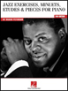 Oscar Peterson, Jazz Exercises, Minuets, Etudes and Pieces for Piano