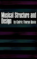 Musical Structure and Design, Cedric Thorpe Davie