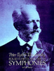 Tchaikovsky, Fourth, Fifth and Sixth Symphonies in Full Score