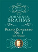 Brahms, Piano Concerto No. 1 in D Minor