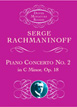 Rachmaninoff, Piano Concerto No. 2 in C Minor, Op. 18