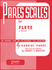 Pares Scales for Flute HL04470490