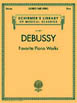 Debussy Favorite Piano Works HL50486500