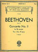 Beethoven - Concerto No.II - Bb Major (Two Piano) HL 50255780