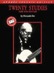 Twenty Studies for the guitar By Fernando Sor HL00006363