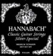 Hannabach 815  MT Black set